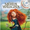 Merida Waleczna (audiobook CD)