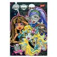 Monster High Wkład do segregatora A5 20 kartek