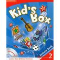 Kids Box 2 Activity Book + Cd [opr. miękka]