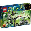 Lego CHIMA Jaskinia spinlyna legends of 70133