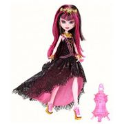 MATTEL Monster High - 13 życzeń Party Draculaura