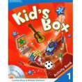 Kids Box 1 Activity Book + Cd [opr. miękka]