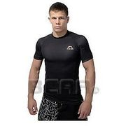 Manto Rashguard Short Sleeve Small Logo L