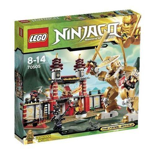 Lego NINJAGO Złoty smok 70503 wyprzedaż