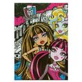 Wkład do segregatora Monster High A5 20 kartek
