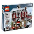 Lego CITY Fire brigade 10197