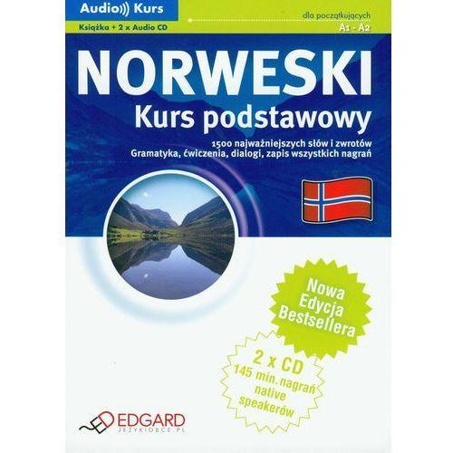 Norweski. Kurs Podstawowy A1 - A2. Audio Kurs (Książka + 2 Cd) [opr. miękka]