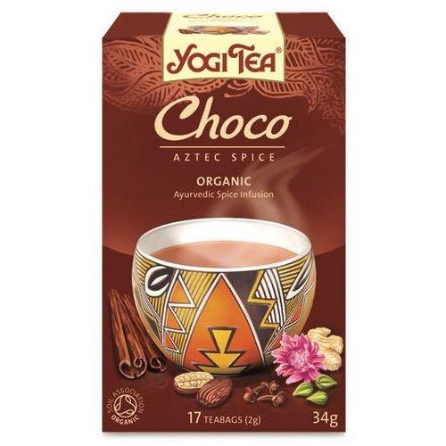 Herbata czekoladowa ekspresowa BIO (17x2g)