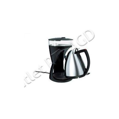 Czajnik elektryczny WIK 9531STA-Black / na filtry Brita / 2000 W / 1 l