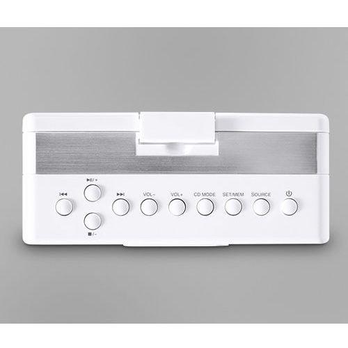 Radio łazienkowe z odtwarzaczem CD