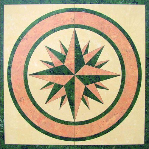 Ceramstic - Dekor Palau Star 60x60 - PROJEKT GRATIS !!!! WYGRAJ KOREK ŚCIENNY !!!