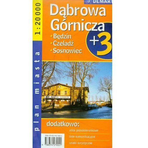 Dąbrowa Górnicza/Sosnowiec plus 3 [opr. broszurowa]