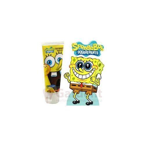 Bob Gąbka pasta do zębów dla dzieci o smaku gumy balonowej SpongeBob 75ml