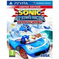 Sonic & All Stars Racing Transformed [PSV]