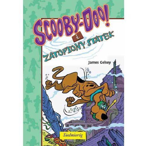 Scooby-Doo! i Zatopiony Statek [opr. miękka]