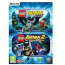 Lego Batman + Lego Batman 2: DC Super Heroes PC