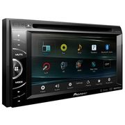 "PIONEER AVH-X2600BT Radioodtwarzacz CD/DVD z 6.1"" wyświetlaczem dotykowym Bluetooth, Mixtrax MIXTRAX EZ, sterowaniem iPod/iPhone i Android controlMedia Access, USB/Aux in, AppRadio Mode and MirrorLink"