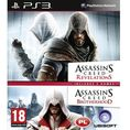 Assassin's Creed Brotherhood + Revelations [PS3]