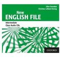 New English File Intermediate Class Audio CD Oxford