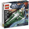 Lego STAR WARS Jedi starfighter 9498