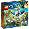 Lego CHIMA Zamek orłów legends of 70011