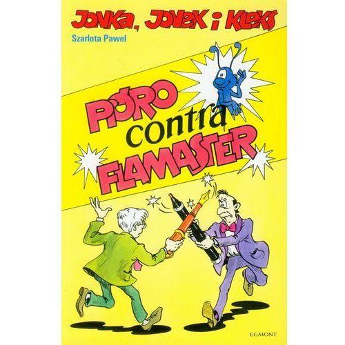 Jonka, Jonek i Kleks t.2 Pióro contra flamaster [opr. miękka]