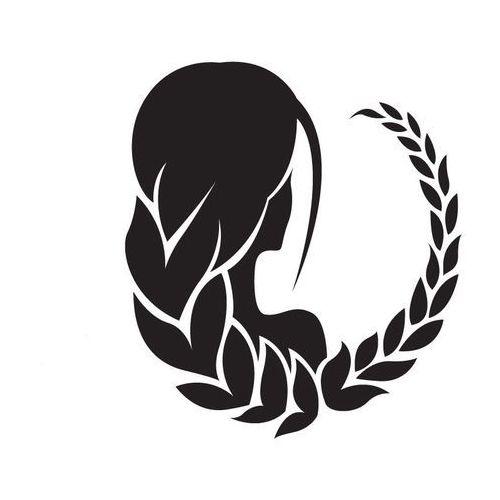 Znak Zodiaku Panna Cechy Naklejka Znak Zodiaku Panna