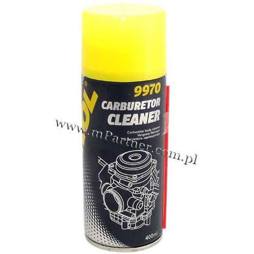 MANNOL Carburetor Cleaner preparat do czyszczenia gaźnika spray