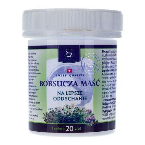 Herbamedicus maść borsucza - na lepsze oddychanie 125 ml