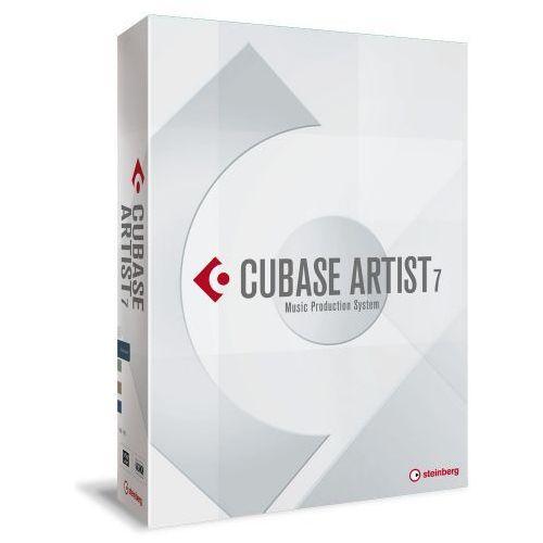 Steinberg Cubase Artist 7 UG1 upgrade z wersji Cubase Elements 6/7, Cubase Essential 4/5 do Artist 7 Płacąc przelewem przesyłka gratis!