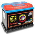 ZAP ENERGY PLUS 12V 60Ah 480A