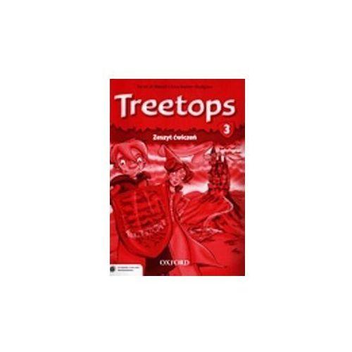 Treetops 3 SP Ćwiczenia. Język angielski [opr. miękka]