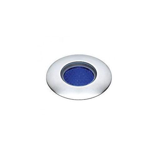 Oprawa podłogowa Trail-light, niebieskie LED