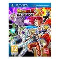 Dragon Ball Z Battle of Z [PSV]