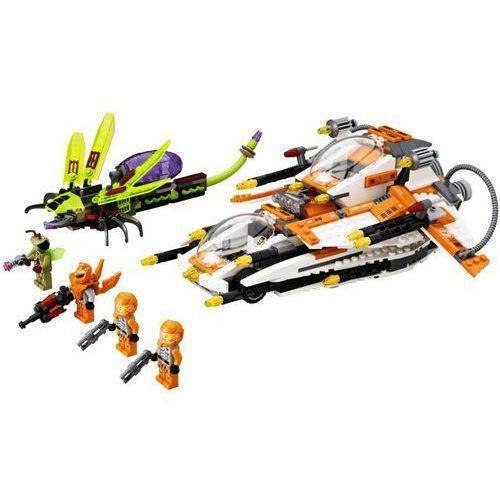 Lego POGROMCA ROBAKÓW Pogromca robaków 70705