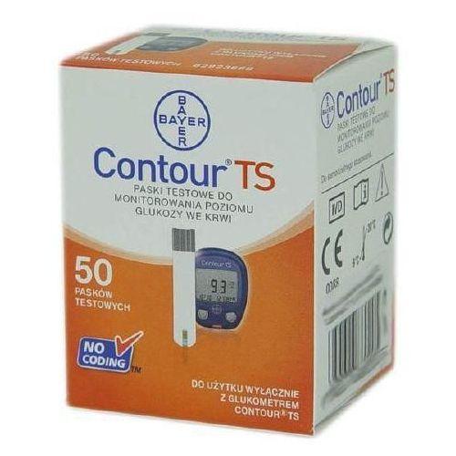 Contour TS Paski do glukometru 50sztuk