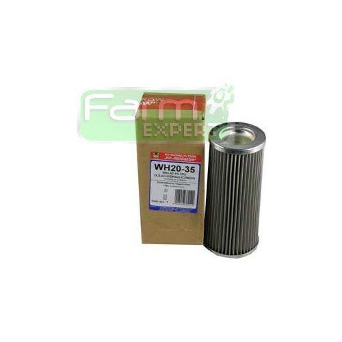Wkład filtra hydrauliki WH20-35 5714/255 1674984M92 Sędziszów MF4