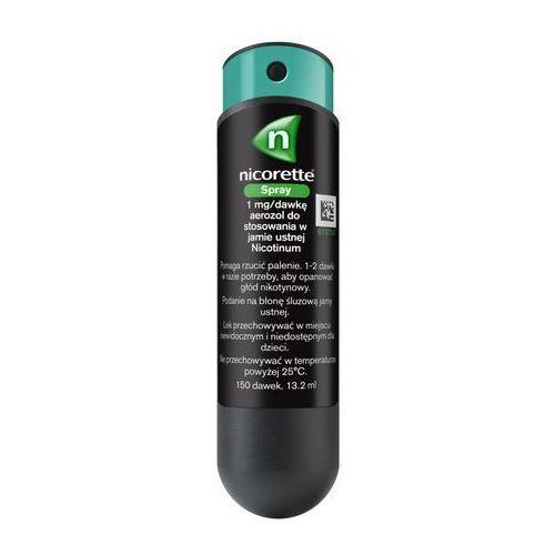 Nicorette spray 1 op