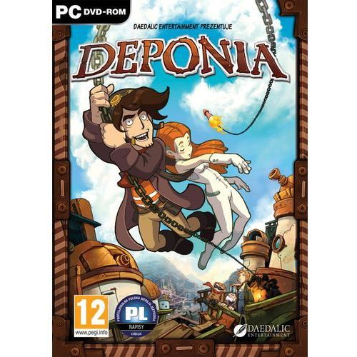 Deponia [PC]
