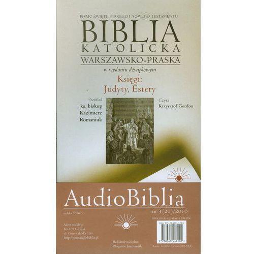 Audio Biblia 1 (19) Druga Księga Kronik w wydaniu dźwiękowym (Płyta CD) [opr. kartonowa]