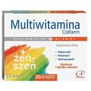 MULTIWITAMINA Colfarm 30tabletek